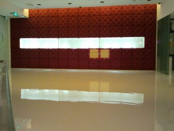 Epoxy Self-Smoothing  Selangor, Malaysia, Kuala Lumpur (KL), Singapore, Puchong Services, Specialist   Trion Industrial Services Sdn Bhd