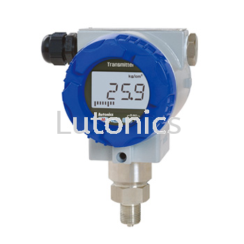 PTF30 Series - 2-Wire Pressure Transmitters Optimized for Small to Medium Sized Applications Simple Type  Pressure Transmitters PA Products Selangor, Malaysia, Kuala Lumpur (KL), Puchong Supplier, Suppliers, Supply, Supplies | Lutonics Sdn Bhd