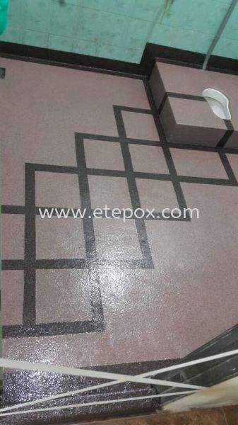 Epoxy Flake Coating Selangor, Malaysia, Kuala Lumpur (KL), Cheras Supplier, Suppliers, Supply, Supplies | Etepox Solution Sdn Bhd