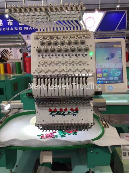 CTF1501 CTF Models Embroidery Machines Malaysia, Selangor, Kuala Lumpur (KL), Cheras Supplier, Suppliers, Supply, Supplies | NLT Next Level Trading