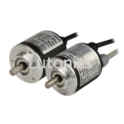 MGAM50S Series - Shaft-Type Ø50 mm Magnetic Absolute Rotary Encoders (Multi-Turn)  Absolute encoders  Rotary Encoders Sensors Selangor, Malaysia, Kuala Lumpur (KL), Puchong Supplier, Suppliers, Supply, Supplies | Lutonics Sdn Bhd