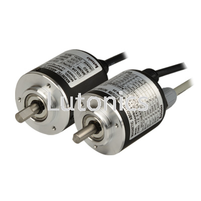 MGAM50S Series - Shaft-Type Ø50 mm Magnetic Absolute Rotary Encoders (Multi-Turn)  Absolute encoders  Rotary Encoders Sensors Selangor, Malaysia, Kuala Lumpur (KL), Puchong Supplier, Suppliers, Supply, Supplies | Lutonics Sdn Bhd