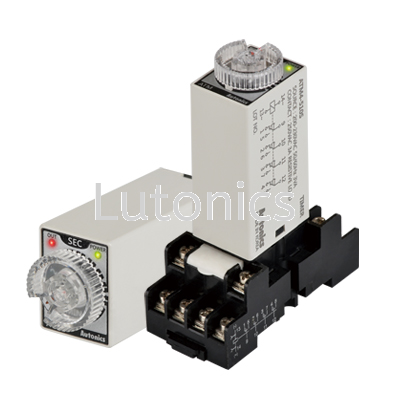 ATM Series - Miniature Analog Timers (W 21.5 x H 28 mm) Analog timer  Timers Controllers Selangor, Malaysia, Kuala Lumpur (KL), Puchong Supplier, Suppliers, Supply, Supplies | Lutonics Sdn Bhd