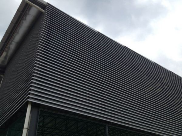 Weather Shade & Ventilation Louvres Weather Shade & Ventilation Louvres Series Z - Aluminium Z Ventilation & Weather Shade Louvres Selangor, Malaysia, Johor Bahru (JB), Kuala Lumpur (KL), Bandar Puncak Alam, Mount Austin Supplier, Suppliers, Supply, Supplies | Space Products Sdn Bhd