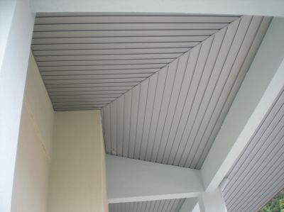 Metal Strip Ceiling