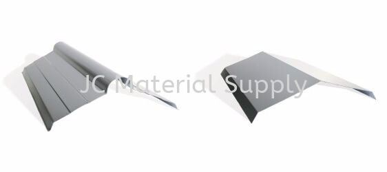 Ridge Capping Building Accessories Available Metal Roofing Puchong, Selangor, Malaysia, Kuala Lumpur (KL) Supplier, Suppliers, Supply, Supplies | JC Material Supply Sdn Bhd
