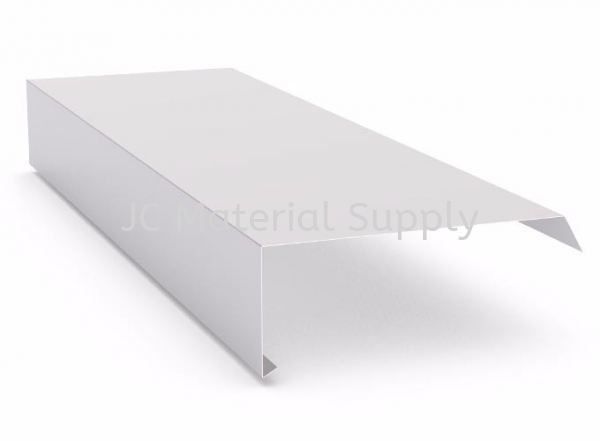 Barge Capping Building Accessories Available Metal Roofing Puchong, Selangor, Malaysia, Kuala Lumpur (KL) Supplier, Suppliers, Supply, Supplies | JC Material Supply Sdn Bhd