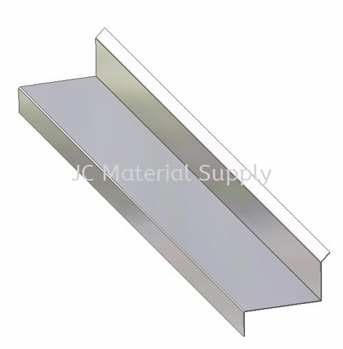 Wall Flashing Building Accessories Available Metal Roofing Puchong, Selangor, Malaysia, Kuala Lumpur (KL) Supplier, Suppliers, Supply, Supplies | JC Material Supply Sdn Bhd