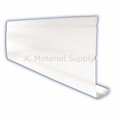Fascia Flashing Building Accessories Available Metal Roofing Puchong, Selangor, Malaysia, Kuala Lumpur (KL) Supplier, Suppliers, Supply, Supplies | JC Material Supply Sdn Bhd