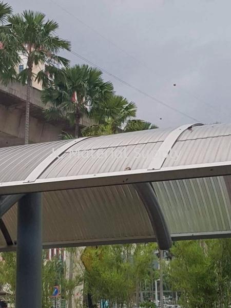 Hollow Sheet Polycarbonate Sheet (Roofing) Puchong, Selangor, Malaysia, Kuala Lumpur (KL) Supplier, Suppliers, Supply, Supplies | JC Material Supply Sdn Bhd