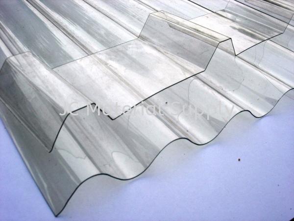 Angular Angular & Mid-Circular Sheet Polycarbonate Sheet (Roofing) Puchong, Selangor, Malaysia, Kuala Lumpur (KL) Supplier, Suppliers, Supply, Supplies | JC Material Supply Sdn Bhd