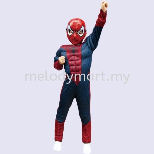 Spiderman Kid costume