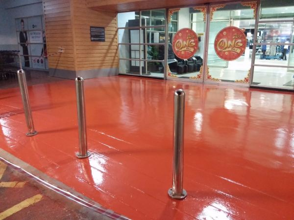 Epoxy Floor Coating Selangor, Malaysia, Kuala Lumpur (KL), Singapore, Puchong Services, Specialist | Trion Industrial Services Sdn Bhd