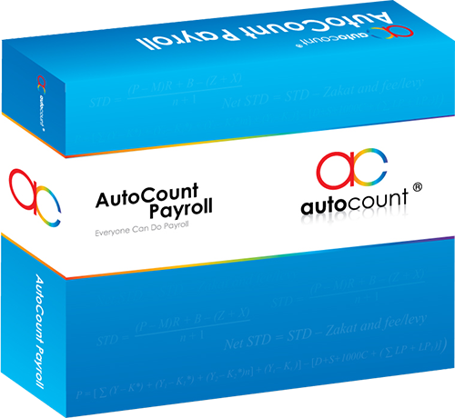 AutoCount Payroll AutoCount (Software) Penang, Malaysia, Bukit Mertajam System, Software, Accounting, Bizsuite | Flex Software Consulting Sdn Bhd