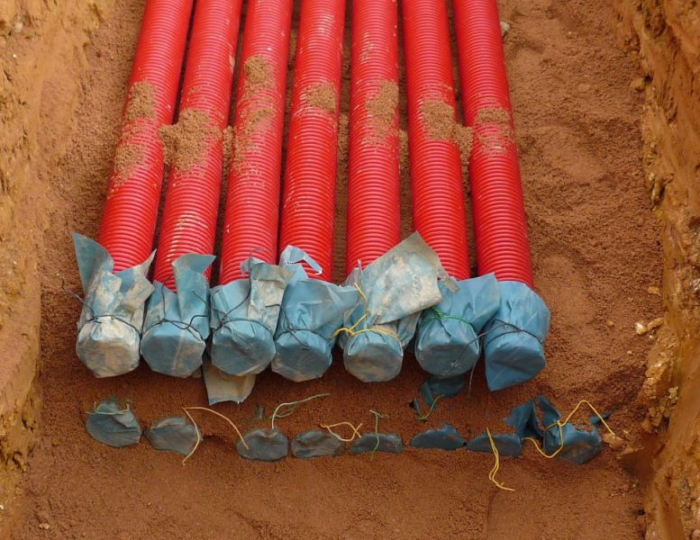 HDPE Pipes Project Selangor, Malaysia, Kuala Lumpur (KL), Klang Work, Project, Installation | GCG Electrical Engineering Sdn Bhd