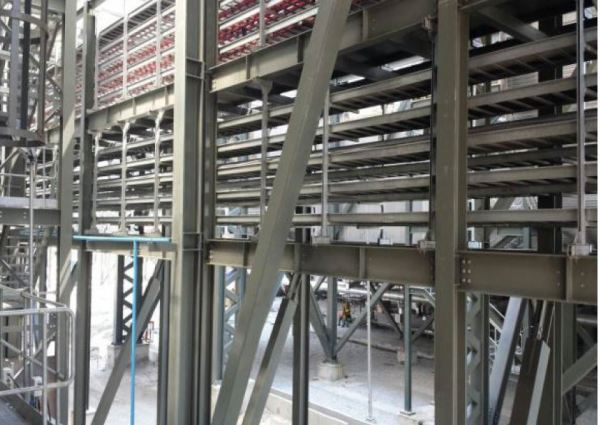 Installation of Cable Raceways Coal Fired Power Plant Project Selangor, Malaysia, Kuala Lumpur (KL), Klang Work, Project, Installation | GCG Electrical Engineering Sdn Bhd