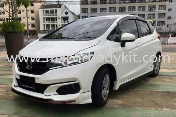 2017 HONDA JAZZ MUGEN RS BODYKIT  JAZZ 2017  HONDA Johor, Malaysia, Johor Bahru (JB), Masai. Supplier, Suppliers, Supply, Supplies | MX Car Body Kit