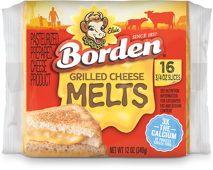 Borden Grilled Cheese Melts Color Cheese Kuala Lumpur (KL), Selangor, Malaysia Supplier, Supply, Supplies, Distributor | Five Star Gourmet Sdn Bhd