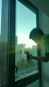THE TERRACE RESIDENT (Singapore) window tinted film