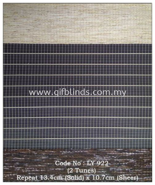 2 Tunes Zebra Blinds Sample LY922 2 Tunes Zebra Blinds Sample LY921-22 Zebra Blinds Johor Bahru, JB, Johor, Malaysia. Supplier, Suppliers, Supplies, Supply | GIF Blinds (M) Sdn Bhd