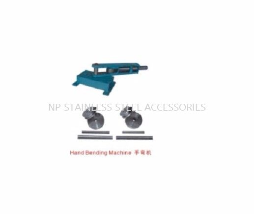 Hand Bending Machine Stainless Steel Machinery 加工机器 Johor Bahru (JB), Malaysia, Kluang Supplier, Suppliers, Supply, Supplies | NP Stainless Steel Accessories