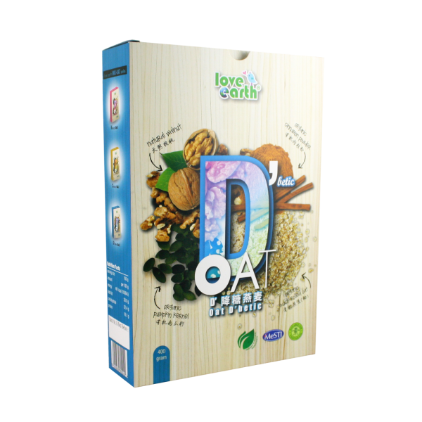 D'betic Oat Mix 400g Grains Malaysia, Selangor, Kuala Lumpur (KL). Distributor, Supplier, Supply, Supplies | Wide Tropism Trading Sdn Bhd