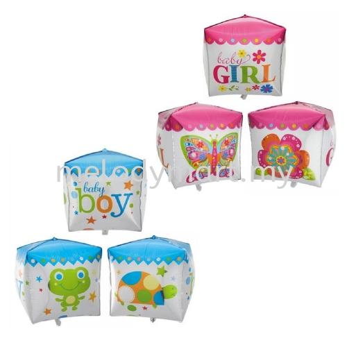 Foil 35*70 Gender box