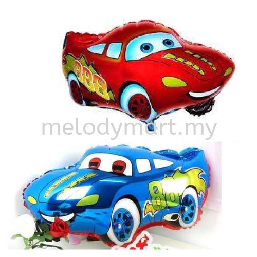 Foil Car