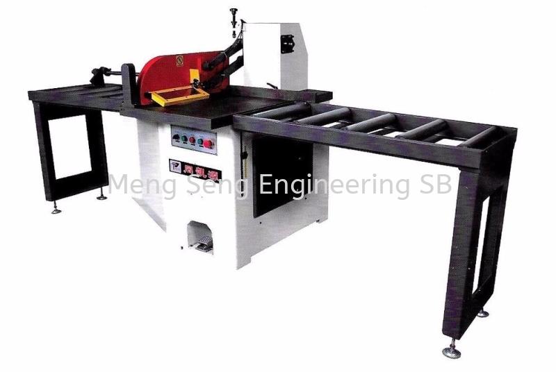 PNEUMATIC JUMP SAW Solid Wood Machines Selangor, Malaysia, Kuala Lumpur (KL), Puchong, Klang, Sungai Buloh Supplier, Suppliers, Supply, Supplies | Meng Seng Engineering Sdn Bhd