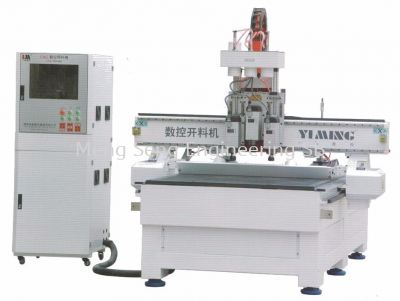 Y4 Three process CNC Router
