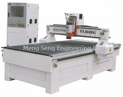 Y5 Woodworking CNC Router