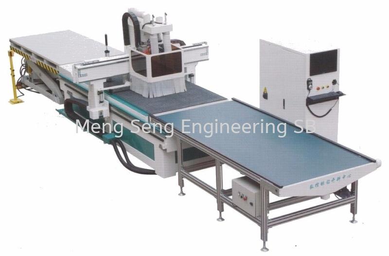 Y2 CNC Gang Drill Cutting Centre  CNC Cutting & Drilling Machine Selangor, Malaysia, Kuala Lumpur (KL), Puchong, Klang Supplier, Suppliers, Supply, Supplies | Meng Seng Engineering Sdn Bhd