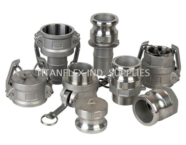 Camlocks & Couplings Camlock & Clamps Fittings Selangor, Malaysia, Kuala Lumpur (KL), Puchong Supplier, Suppliers, Supply, Supplies | Titanflex Industrial Supplies Sdn Bhd