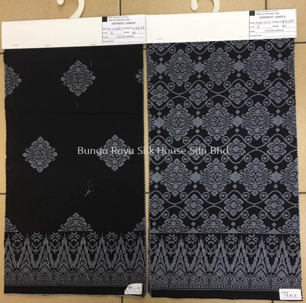 Cotton Poplin (Songket) COTTON POPLIN KAIN BUNGA (FABRIC) Malaysia, Selangor, Kuala Lumpur (KL), Klang Supplier, Supply, Supplies, Store   Bunga Raya Silk House Sdn Bhd