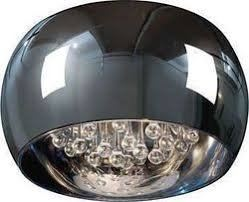 Philips 30898 myLiving Crystal Ceiling Light