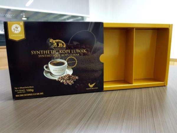 Artcard Sleeve Box with Divider  Artcard | Boxboard Offset Packaging Box Johor Bahru (JB), Pontian Manufacturer, Supplier, Supply, Supplies | Alpha Newtone Solutions Sdn Bhd