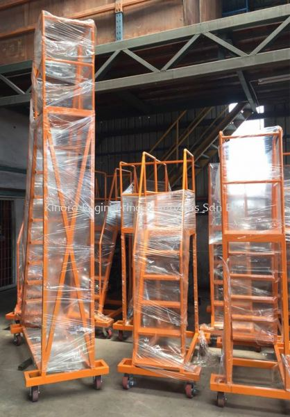 Ladder Trolley Ladder Trolley Malaysia, Selangor, Kuala Lumpur (KL), Klang Supplier, Suppliers, Supply, Supplies | Kinoro Engineering & Services Sdn Bhd