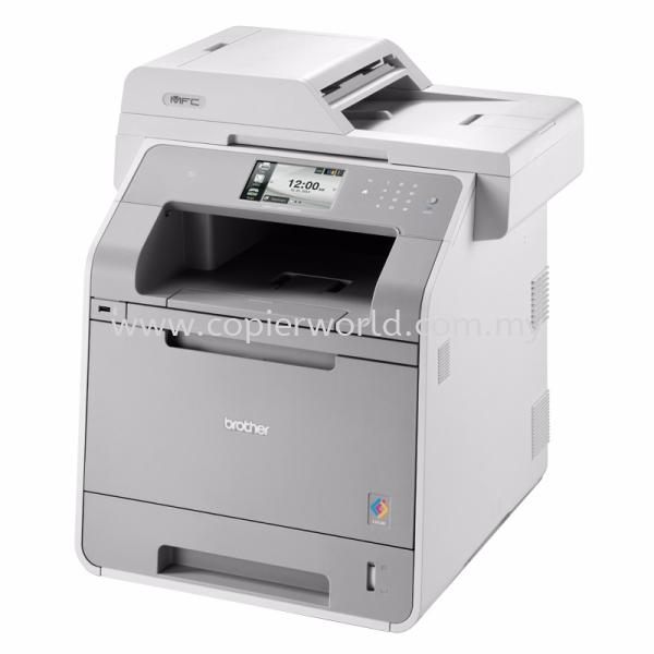 MFC-L9550CDW MULTIFUNCTIONAL COLOR LASER PRINTER BROTHER PRINTER Printer Johor Bahru (JB), Malaysia, Skudai, Batu Pahat Supplier, Supply, Supplies, Rental | Great Image Marketing Sdn Bhd