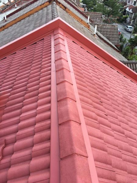 Residential Roofing Painting Roofing Painting Service House Painting Service Kuala Lumpur, KL, Selangor, Malaysia. Painting Service, Contractor, One Stop | Xiang Sheng Construction