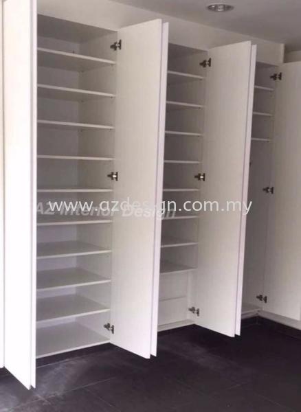 Built In Shoe Cabinet Built In Shoe Cabinet Selangor, Malaysia, Puchong, Kuala Lumpur (KL) Design, Services, Contractor | Az Interior Design Sdn Bhd