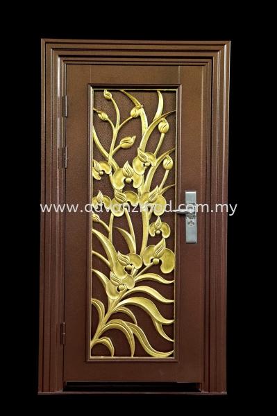 3ft x 7ft  Safety Door Selangor, Malaysia, Kuala Lumpur (KL), Puchong Supplier, Supply, Supplies, Retailer | Advanz Mod Trading