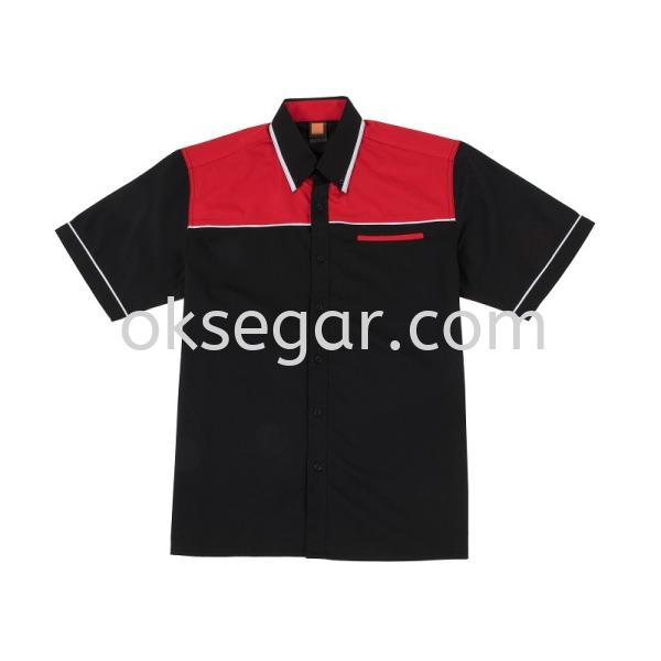 Unisex F1 Uniform (F138) F1 UNIFORM Malaysia, Kuala Lumpur (KL), Selangor, Ampang Manufacturer, Supplier, Supply, Supplies   OK Segar Sdn Bhd