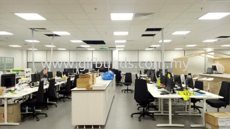 Sunscreen & Black Out Roller Blinds Roller Blinds Roller Blinds Johor Bahru, JB, Johor, Malaysia. Supplier, Suppliers, Supplies, Supply | GIF Blinds (M) Sdn Bhd