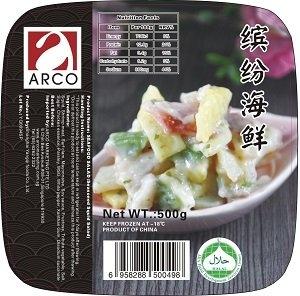 SEAFOOD SALAD YANGQI Seasoned Food Singapore Supplier, Distributor, Importer, Exporter | Arco Marketing Pte Ltd