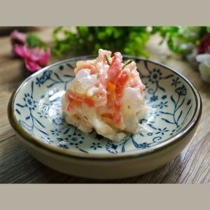 CRAB MEAT SALAD YANGQI Seasoned Food Singapore Supplier, Distributor, Importer, Exporter | Arco Marketing Pte Ltd