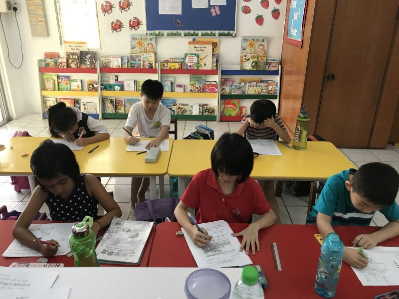 Before and After School Care (Primary School)  Tuition Selangor, Seri Kembangan, Kuala Lumpur (KL), Malaysia Centre, Services | Tadika Hati Ria