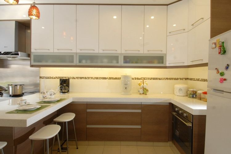 Projects 12 1 Pictures Modern Contemporary Kitchen Cabinet Selangor Malaysia Kuala Lumpur Kl Shah Alam Contractor