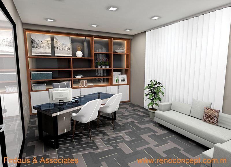 Firdaus & Associates (7 Pictures) Office Renovation Selangor, Malaysia, Kuala Lumpur (KL), Shah Alam Contractor, Services, Supplier, Company | Reno Concept Sdn Bhd