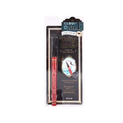 Dolly Wink Liquid Eyeliner Super Black