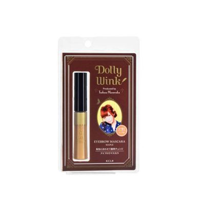 Dolly Wink Eyebrow Mascara II No.1 (Maple)